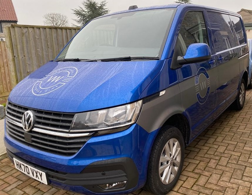 New T6.1 Campervan for West Country VW Camper Hire