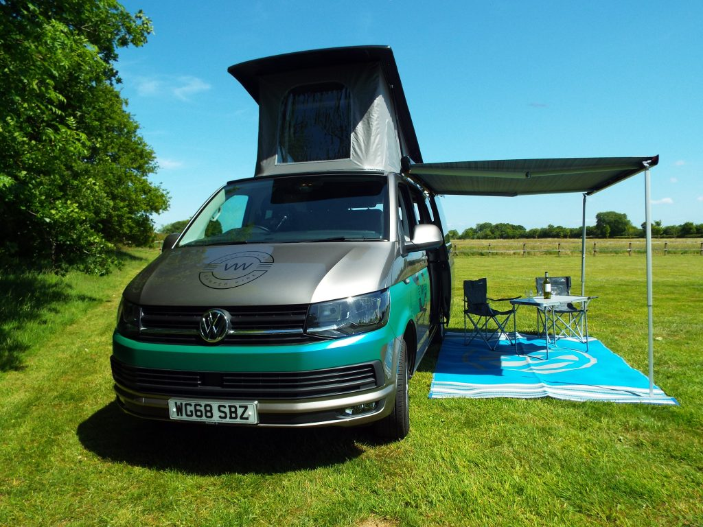 West Country VW Camper Hire